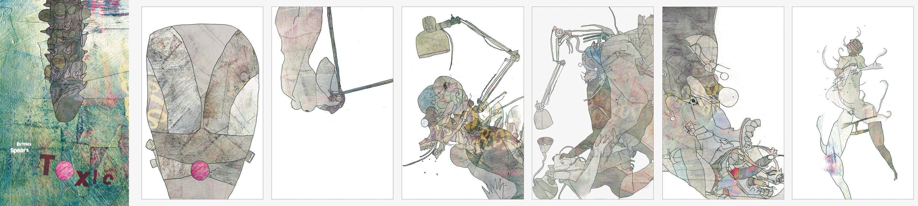 Toxic – TINALS – Pubblicato in data 28/ott/2013 La compilazione TINALS – COMP.01 è scaricabile gratuitamente da http://tinals.bandcamp.com  TINALS: Un serbatoio infinito di canzoni d'amore universali dal quale attingono creativamente fumettisti, illustratori e grafici pe